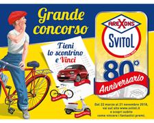 Svitol: nuovo packaging, un'indagine e un concorso per festeggiare 80 anni