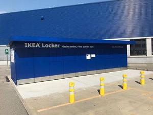 Ikea lancia i locker nel milanese