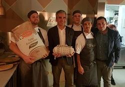 Molino Naldoni e Gruppo Pummà, farina italiana per pizza gourmet