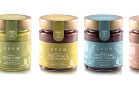Non solo gelato: Grom lancia la nuova linea di creme e confetture