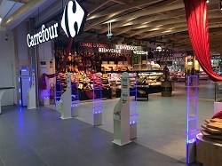 Continua la collaborazione tra Carrefour e Checkpoint Systems