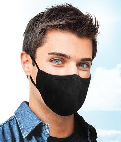 Carrera lancia maschere e guanti protettivi