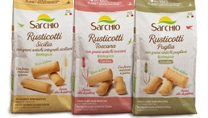 Sarchio rinnova il packaging design
