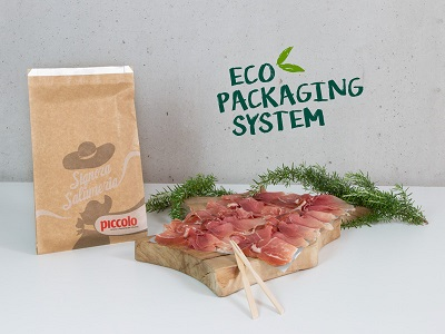 Supermercati Piccolo sceglie Eco Packaging System