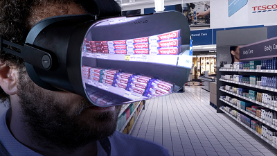 InVRsion accelera su 3D e virtual reality commerce