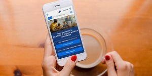 Carrefour.it diventa mobile first