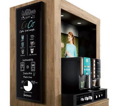 Rhea Vendors, vending machine customizzate, dotate di tecnologia e di design impattante