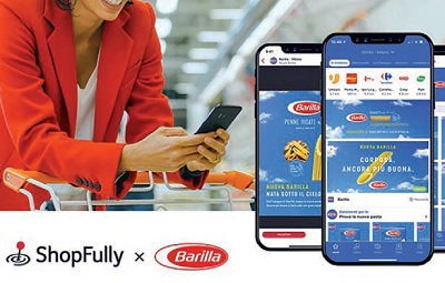 Dall'awareness al Drive-to-Store la strategia digital del rebranding Barilla sull'App DoveConviene