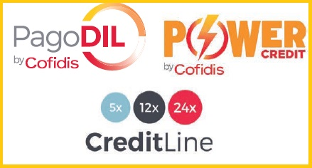 Con le soluzioni Cofidis pagamenti rateizzati sicuri e veloci
