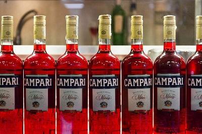 Campari brinda al 2019
