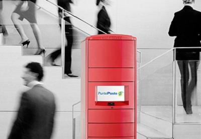 Poste: arrivano i nuovi locker Punto Poste Da Te per condomini, aziende e Pa