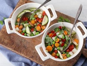 Aumenta il consumo di zuppe