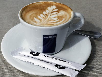 Lavazza cresce all'estero
