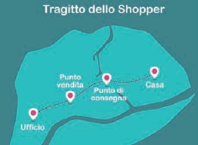 Shopopop, il leader francese della logistica collaborativa arriva in Italia