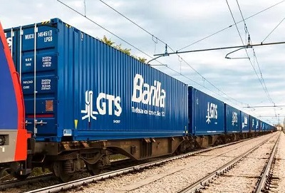Barilla in treno per la Germania