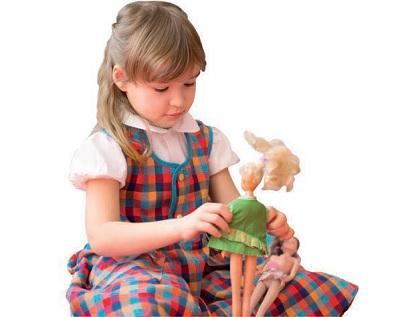 Bambole cariche di empatia