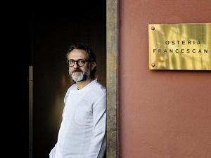 Massimo Bottura testimonial dell'Onu