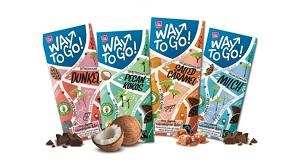 Da Lidl il cioccolato Way to go