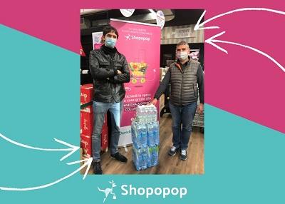 Torino, le prime consegne a domicilio di Shopopop