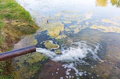 Minaccia chimica alle nostre acque