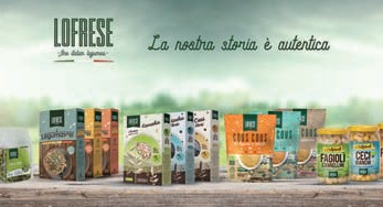 Lofrese, nuova gamma di legumi 100% made in Italy