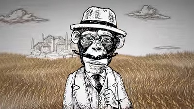 Una miniserie animata per promuovere la birra Monkey Style