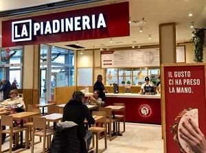 La Piadineria, 50 aperture nel 2021