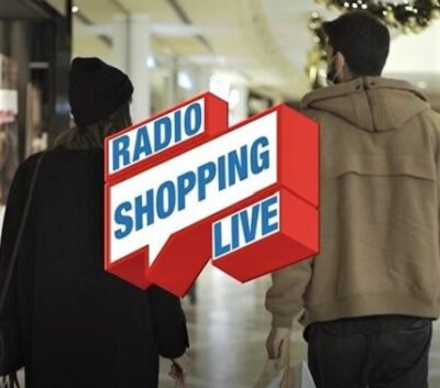 Svicom lancia Radio Shopping Live