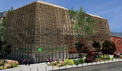 Green pea: bellezza sostenibile