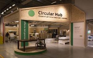 Ikea, arrivano i Circular hub