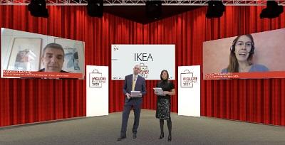 """Ikea, Ylenia Tommasato: """"Abbiamo l'ambizione di riuscire a migliorare la vita delle persone"""""""