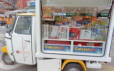 Nuove formule per vendere giornali