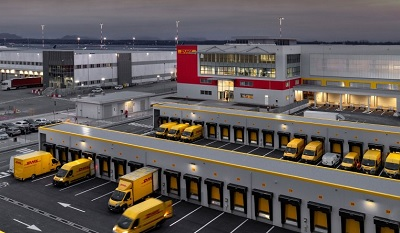 Dhl Italy: grand opening a Malpensa
