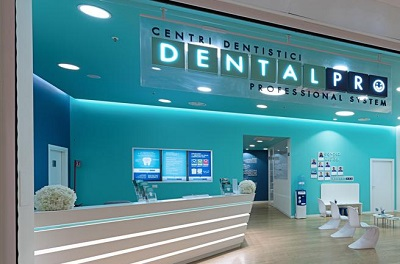 Dental Pro sale a 260 cliniche in Italia