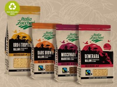I nuovi prodotti Italia Zuccheri certificati Fairtrade