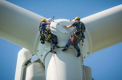 Dall'eolico si potrebbero creare in Italia oltre 67mila nuovi posti di lavoro