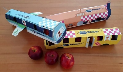 Melinda lancia Le Piccoline, le mele a misura di bambino