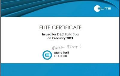 D'Amico ottiene la certificazione Elite di Borsa Italiana