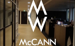 Novità ai vertici di McCann