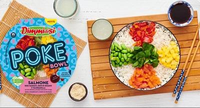 DimmidiSì Poke Bowl, il nuovo fast healthy food di La Linea Verde