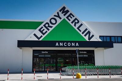 Leroy Merlin ha aperto ad Ancona il 50° negozio italiano