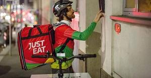 Ccnl Logistica per i rider di Just eat