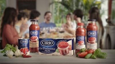 Pomodoro Cirio nel Regno Unito è la prima marca italiana