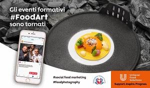 #FoodArt, la formazione gratuita Fic-Ufs