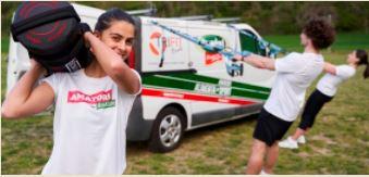 Crescono le iniziative di Amadori Alimenta lo Sport