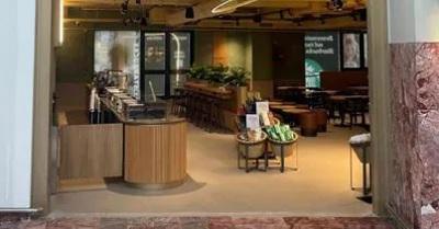 Starbucks® apre il suo primo negozio in Toscana a Firenze