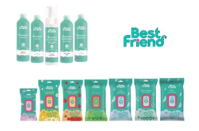 Best Friend rinnova il marchio e l'assortimento