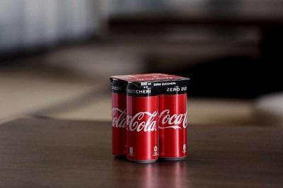 Coca-Cola introduce in Italia il packagingsostenibile KeelClip