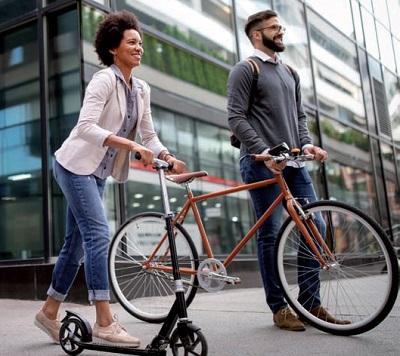 Gli italiani tornano a pedalare