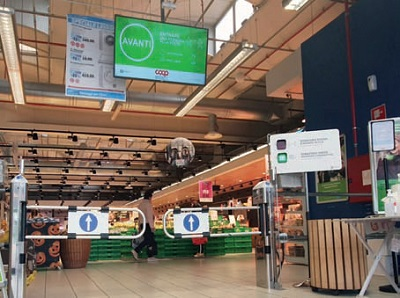 """Microlog, soluzioni """"contapersone"""" su misura per il retail"""